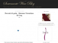 Soavemente WineBlog