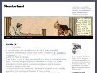 """Slumberland 