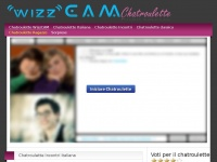 Wizzcam.it - Chatroulette WizzCAM