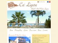 Hotelcaligure.it - hotel pietra ligure bed breakfast liguria riviera ligure Hotel Ca'Ligure