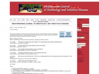 Mjhid.org - Mediterranean Journal of Hematology and Infectious Diseases