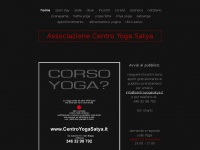 Centroyogasatya.it - home