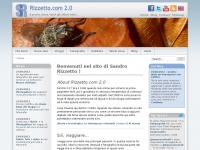 Benvenuti nel sito di Sandro Rizzetto !