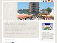 Hotelcarltonbeach.it - Hotel Carlton Beach Rimini