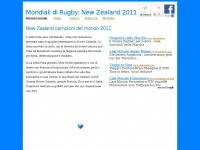 Mondiali Rugby 2011 - New Zealand 2011