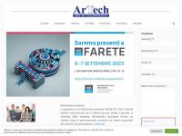 artechitalia.com presenze controllo rilevazione