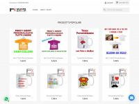 FXMAKERSHOP -  Abbigliamento Personalizzato - Abbigliamento Sportivo - FXMAKERSHOP -  Abbigliamento Personalizzato - Abbigliamento Sportivo