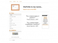 WaPoNe is my name.. | Search me on the WEB