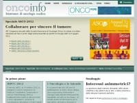 OncoInfo | Istantanee di Oncologia Medica