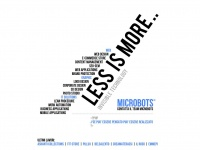 Microbots.it - Microbots Web Agency | Less is More ...