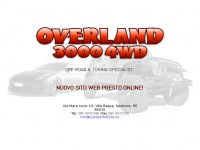 Overland 3000 4wd - Home