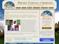 Premiocortina.it - PREMIO CORTINA D'AMPEZZO - Home Page