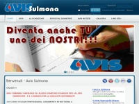 avissulmona.it avis donatori sangue