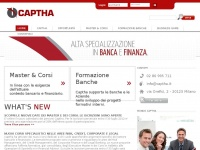 captha.it master business formazione executive