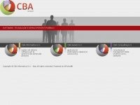 Cba.it - Home - CBA Group