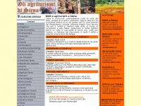 Agriturismi Siena - B&B Siena - Vacanze Maremma