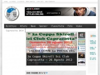 sciclubcapracotta.it fondo sci coppa
