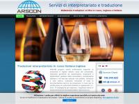 Arscon.it - Traduzioni e Interpretariato Russo, Inglese e Italiano ARSCON