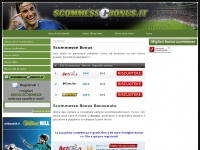 Scommesse Bonus Primo Deposito - I Migliori Bonus Scommesse Sportive