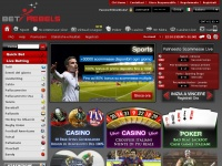 Betrebels.net - BetRebels &#9733 Scommesse Sportive | Live Betting | Casinò | Poker