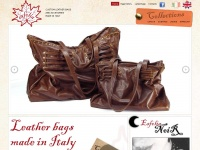 esfolia.com handbags leather bags