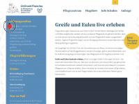 gufyland.com falconeria rapaci gufi