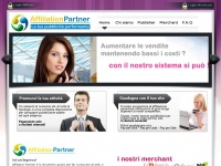 affiliationpartner.it tuo guadagna affiliazione