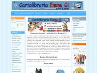 Cartolibreria Emme Gi - Sweet Years, Baci & Abbracci, Frutta, Monella, Lonsdale