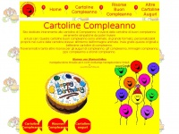 cartolinecompleanno.it cartoline compleanno auguri buon cartolina animate cart