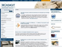 casagit.it assistenza soci sanitari