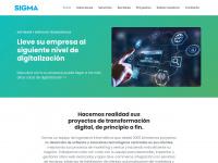sigma-data.com soluciones comunicaciones
