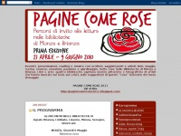 paginecomerose.blogspot.com
