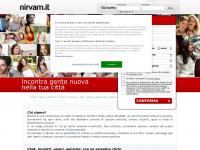 Nirvam.com - Nirvam Chat con single della tua città - Iscrizione Gratis