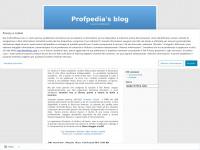 Profpedia's blog