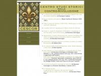 CESCOR - Centro Studi storici sulla Contro-Rivoluzione