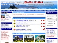 Offerte a  Agosto 2012 | ELBA HOTEL Lastminute Offerte | Elba Hotel Booking -