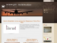 DORMI QUI  -  Bed & Breakfast