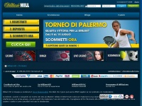 Williamhill.it - William HillTM Scommesse Sportive Online