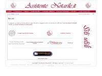 * Assistente Notarile.IT * - Master Assistente Notarile