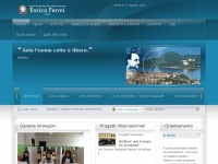 iisenricofermiarona.it liceo fermi scientifico enrico