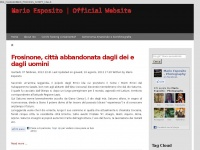 Mario Esposito | Official Website