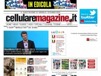 Cellularemagazine.it - Il quotidiano di mobile technology | Cellulare Magazine