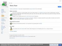 Cgsecurity.org - CGSecurity - Data recovery: TestDisk & PhotoRec