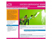 Liceo Giovanni XXIII - home page
