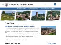 Comune Corneliano d'Alba - Sito istituzionale