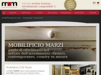 mobilificiomarzi.it