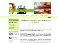 hotelalbamarinararimini.com