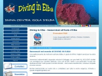 Diving in Elba - Diving Center Isola d'Elba