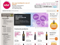 Winy - the best Wines at the best prices Winy - the best wines at the best prices