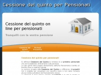 cessionedelquintopensionationline.it